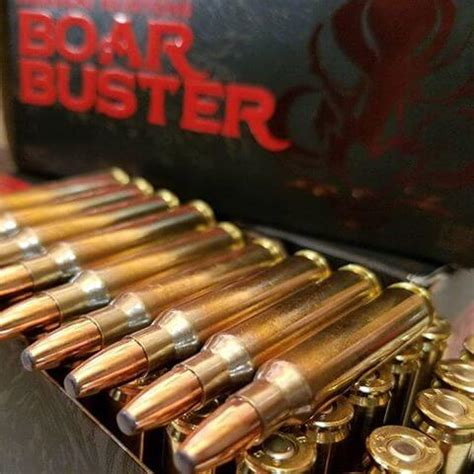 Boar Buster Ammo Review