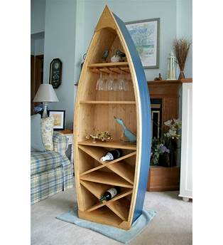 Boat Shaped Shelf Plans