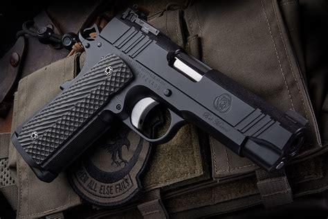 Bob Marvel Custom 1911 Pistol Nighthawk Custom