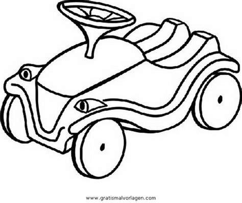 Bobby Car Malvorlage