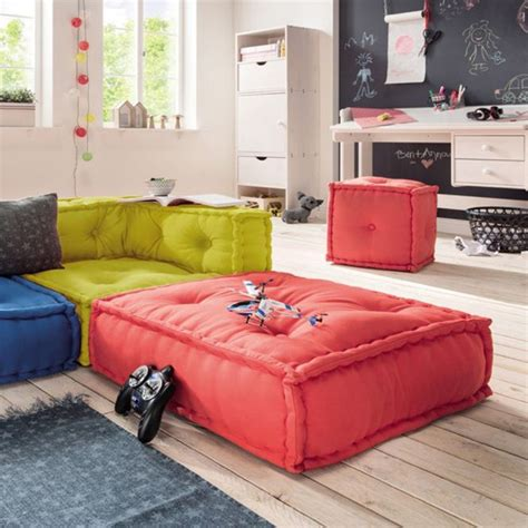 Bodenkissen Sofa