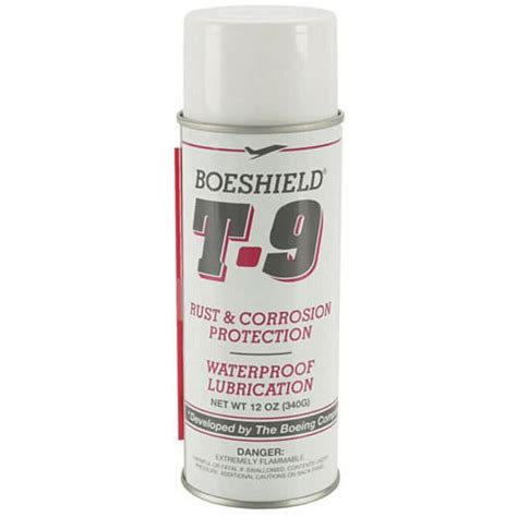Boeing T 9 Lubricant