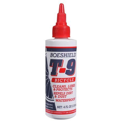 Boeshield T9 Waterproof Lube Boeshield 4 Oz