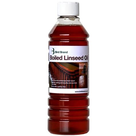 Boiled Linseed Oil Finish