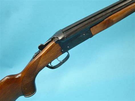 Boito 410 Double Barrel Shotgun