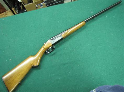 Boito Double Barrel Shotgun