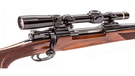 Bolt Actin Rifle