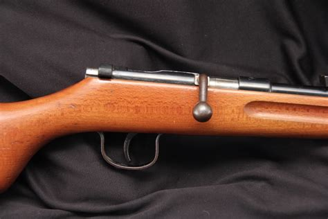 Bolt Action 22 Rifle No Markings