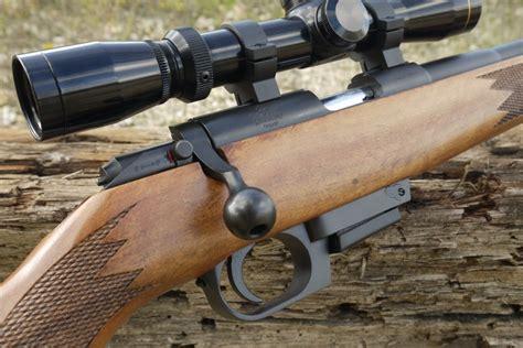 Bolt Action 9mm Rifle