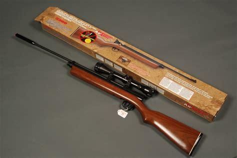 Bolt Action Air Rifle