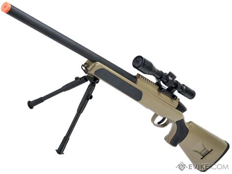 Bolt Action Aps2 Zm51 Airsoft Sniper Rifle