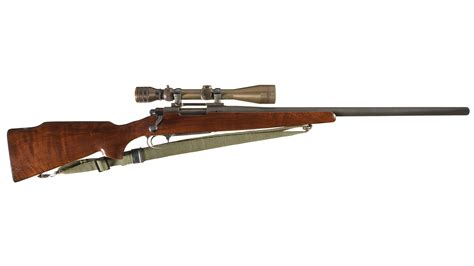 Bolt Action Military Rifle Used In Vietnam