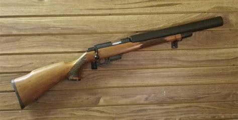 Bolt Action Pistol Caliber Rifles