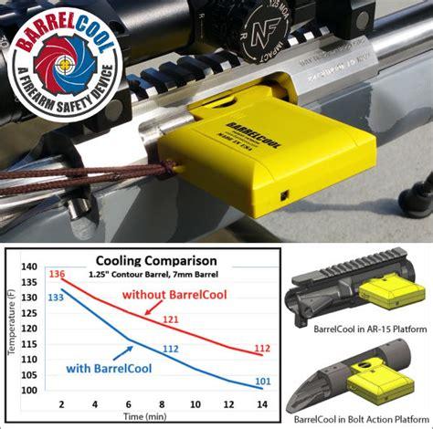 Bolt Action Rifle Barrel Cooler