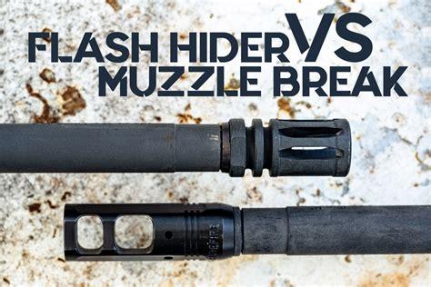 Bolt Action Rifle Compemsator Muzzle Braxe Or Flash Hider