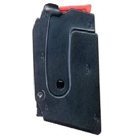 Bolt Action Rifle Extended Magazine
