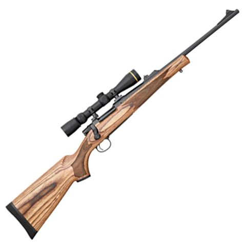 Bolt Action Rifle In 223