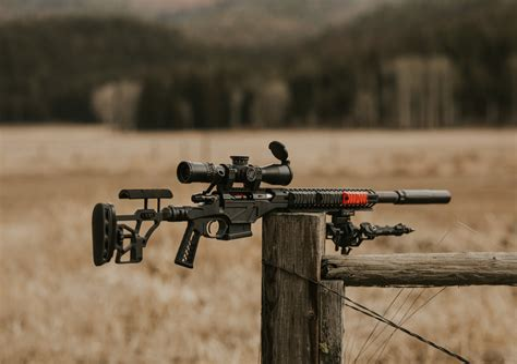Bolt Action Rifle Maiufas