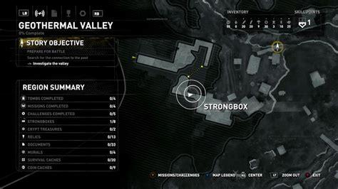 Bolt Action Rifle Parts Tomb Raider