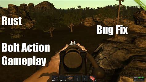 Bolt Action Rifle Rust Silencer