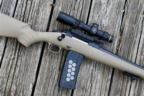 Bolt Action Rifle That Takes Magazines