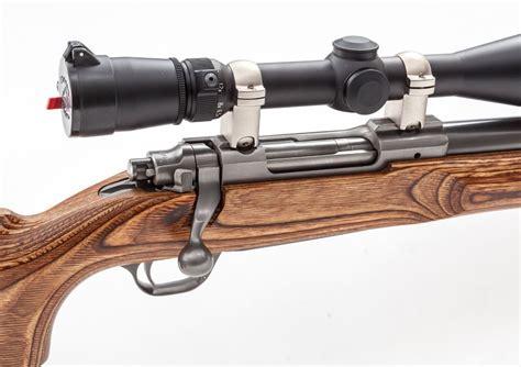Bolt Action Rifle Without Magazine