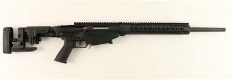 Bolt Action Rifles With Pistol Grip