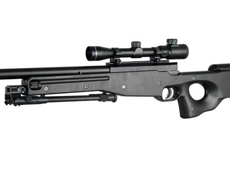 Bolt Action Sniper Rifle Bullet Type 96 Full Metal