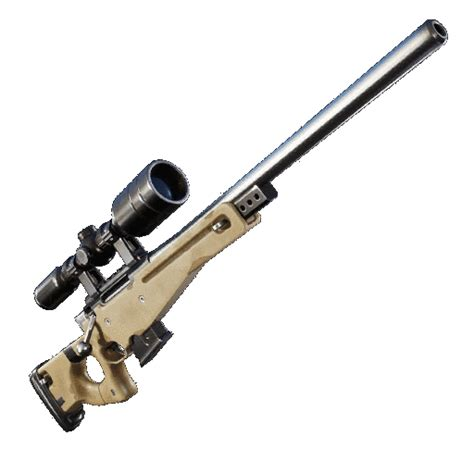 Bolt Action Sniper Rifle Fortnite