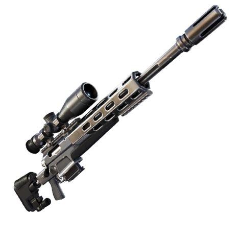 Bolt Action Sniper Rifle Image Fortnite