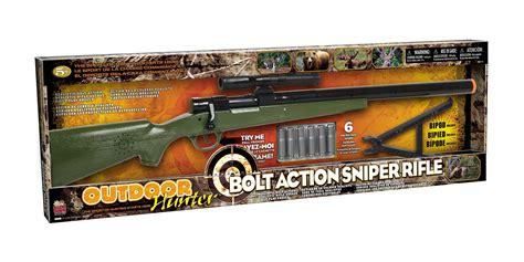Bolt Action Sniper Rifle Toy Gun