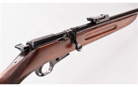 Bolt Action Straight Wall Rifle