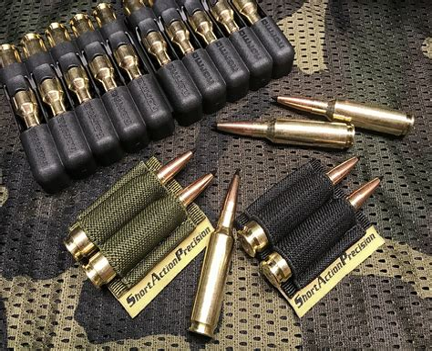 Bolt Rifle Ammo Holder