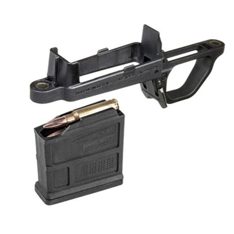 Bolt Rifle That Uses Magpul Mags
