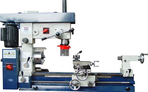BOLTON TOOLS 16 X 30 Combo Metal Lathe With Mill Drill