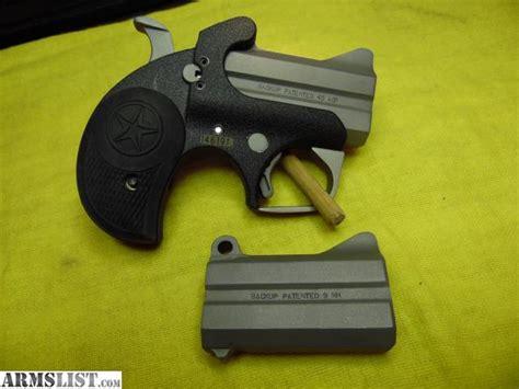 Bond Arms 45 Acp 9mm Pistol For Sale Classicfirearms Com