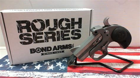 Bond Arms Patriot Derringer 45lc 410 Ga 3in 2rd Stainless