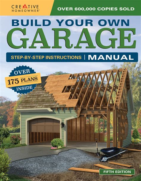 Book how to build a garage Image