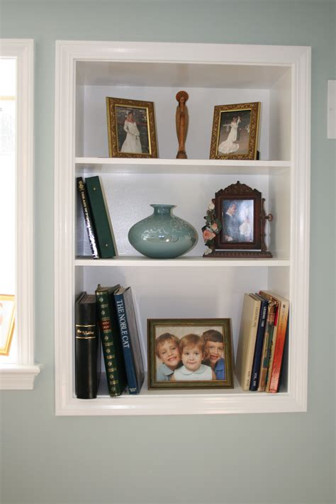 Bookcase for wall Image