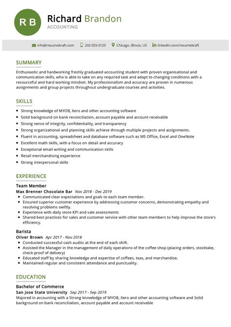 Bookkeeping Job Resume Sample How To Build Your Resume On Word