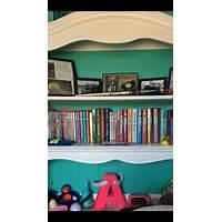 Books more books and even more books instruction