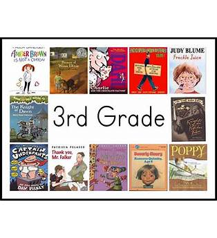 Books To Read For 3rd Graders