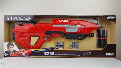 Boomco Halo Assault Rifle For Sale
