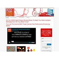Bootcamp music mp3's for fitness professionals coupon codes