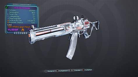 Borderlads 2 Best Assult Rifles