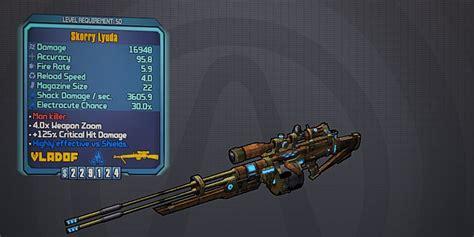 Borderlands 2 Best Legendary Sniper Rifle
