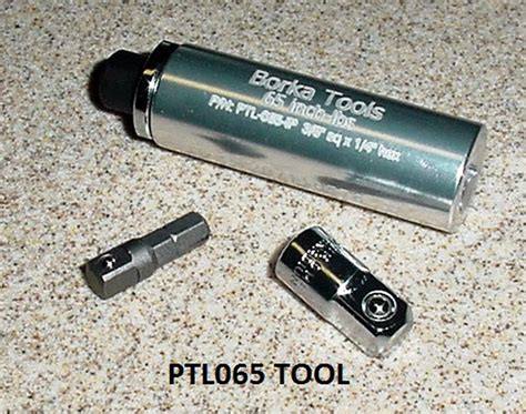 Borka Tools Precision Torque Limiters And Kits For Firearms