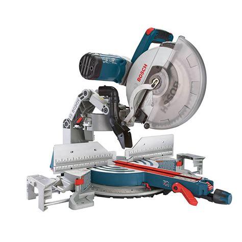 Bosch 12 glide miter saw Image