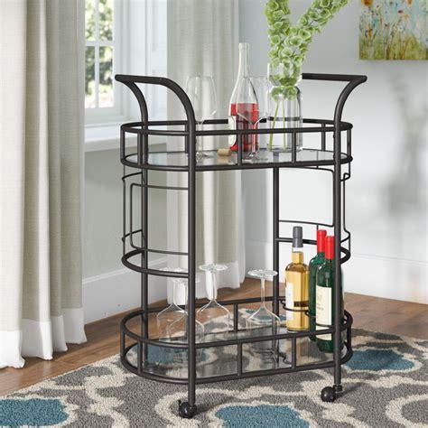 Boswell 2-Tier Bar Cart