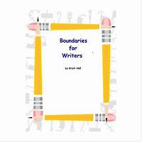 What is the best boundaries for writers?